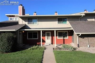 242 W Rockrimmon Boulevard UNIT B, Colorado Springs, CO 80919 - MLS#: 1574607