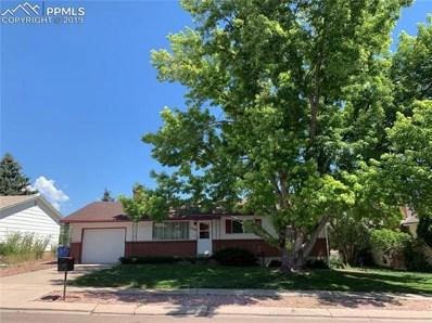1018 Old Dutch Mill Road, Colorado Springs, CO 80907 - MLS#: 1587772