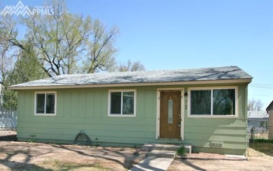 2109 Frontier Drive, Colorado Springs, CO 80911 - MLS#: 1606083