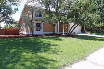 3823 Windsong Court, Colorado Springs, CO 80917 - MLS#: 1608455
