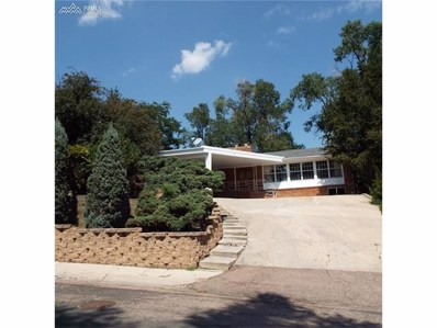 1018 Venus Drive, Colorado Springs, CO 80905 - MLS#: 1609416