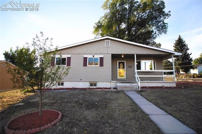 902 Stewart Place, Colorado Springs, CO 80910 - MLS#: 1622514