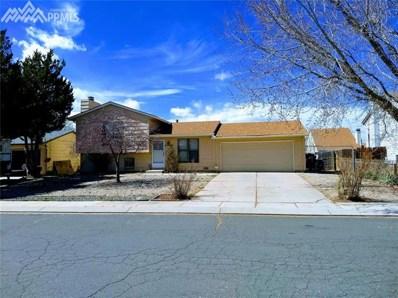2812 Dickens Drive, Colorado Springs, CO 80916 - MLS#: 1623465