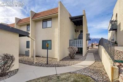906 Fontmore Road UNIT D, Colorado Springs, CO 80904 - MLS#: 1623658