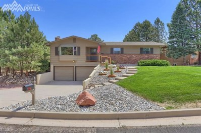 130 Anchoria Way, Colorado Springs, CO 80919 - MLS#: 1623905