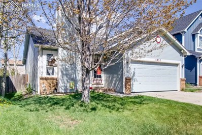 5852 Oakwood Boulevard, Colorado Springs, CO 80923 - #: 1623922
