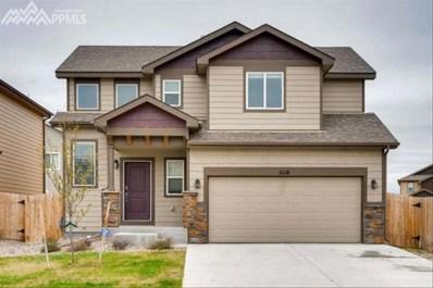 6118 Wallowing Way, Colorado Springs, CO 80925 - MLS#: 1627599