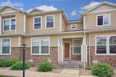 5962 Chorus Heights, Colorado Springs, CO 80923 - MLS#: 1627682