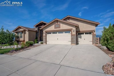 1448 Yellow Tail Drive, Colorado Springs, CO 80921 - MLS#: 1630783