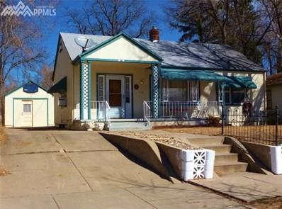 1028 E Vermijo Avenue, Colorado Springs, CO 80903 - MLS#: 1637029
