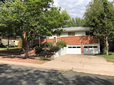 2127 Glenn Summer Road, Colorado Springs, CO 80909 - MLS#: 1640017