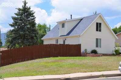 2290 Whitewood Drive, Colorado Springs, CO 80910 - MLS#: 1640351