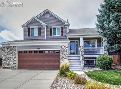 6369 Cache Drive, Colorado Springs, CO 80923 - MLS#: 1643390