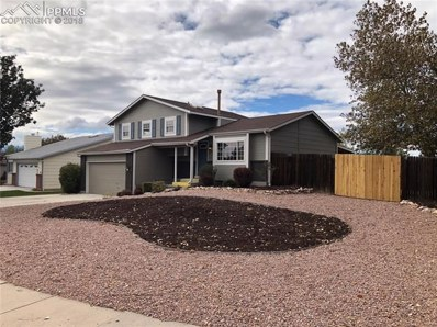 1460 Shadberry Court, Colorado Springs, CO 80915 - MLS#: 1657419