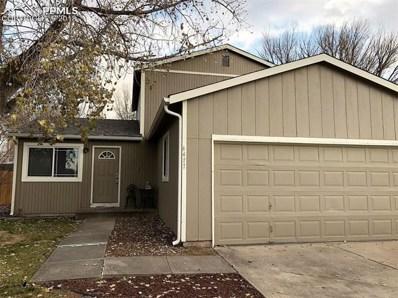 4477 Berryknoll Drive, Colorado Springs, CO 80916 - MLS#: 1660302