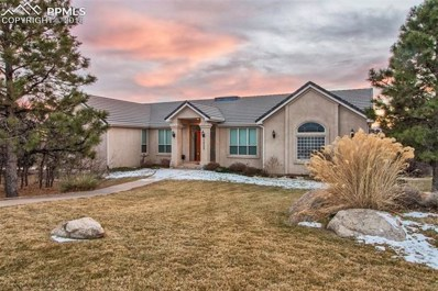 1535 Rockhurst Boulevard, Colorado Springs, CO 80918 - MLS#: 1661296