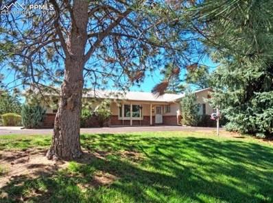 1969 Wildwood Drive, Colorado Springs, CO 80918 - MLS#: 1680823