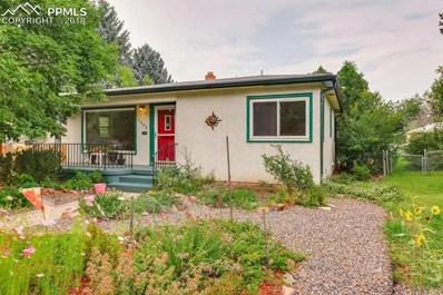 1508 E Columbia Street, Colorado Springs, CO 80909 - MLS#: 1685417