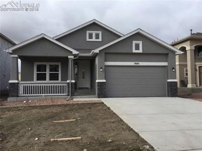 7600 Peachleaf Drive, Colorado Springs, CO 80925 - MLS#: 1688014