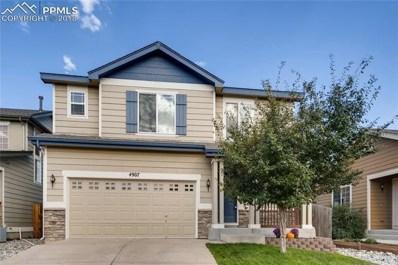 4907 Turning Leaf Way, Colorado Springs, CO 80922 - MLS#: 1689398