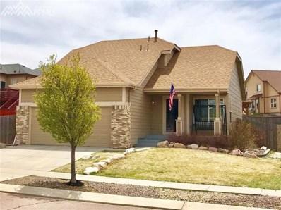 5252 Statute Drive, Colorado Springs, CO 80922 - MLS#: 1693116