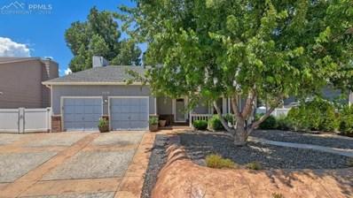 2516 Cardigan Drive, Colorado Springs, CO 80920 - MLS#: 1700834