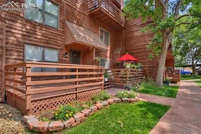 2368 Stepping Stones Way, Colorado Springs, CO 80904 - MLS#: 1710771