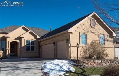 5973 Wild Bill Way, Colorado Springs, CO 80923 - MLS#: 1716198