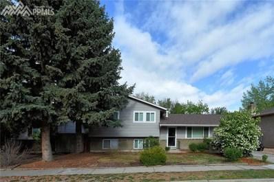 1320 Sanderson Avenue, Colorado Springs, CO 80915 - MLS#: 1721752