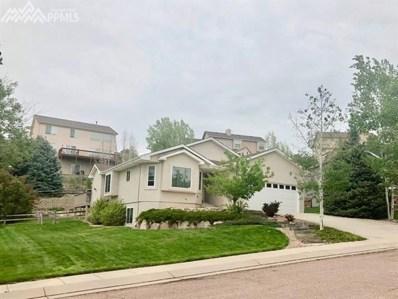 15515 Curwood Drive, Colorado Springs, CO 80921 - MLS#: 1731786