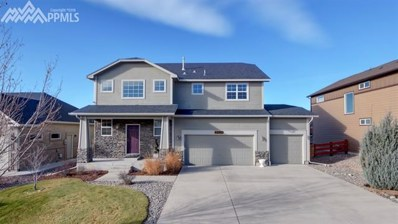 3556 Tail Wind Drive, Colorado Springs, CO 80911 - MLS#: 1735681