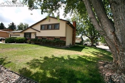 3119 Shadowglen Way, Colorado Springs, CO 80918 - MLS#: 1741853