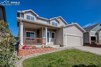 6701 Wild Indigo Drive, Colorado Springs, CO 80923 - MLS#: 1752890