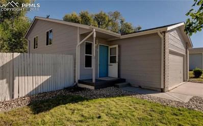 650 Lindstrom Drive, Colorado Springs, CO 80911 - MLS#: 1755320