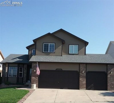 4858 Sand Hill Drive, Colorado Springs, CO 80923 - MLS#: 1757624