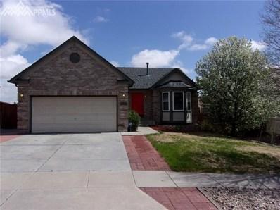 3849 Range Drive, Colorado Springs, CO 80922 - MLS#: 1758665