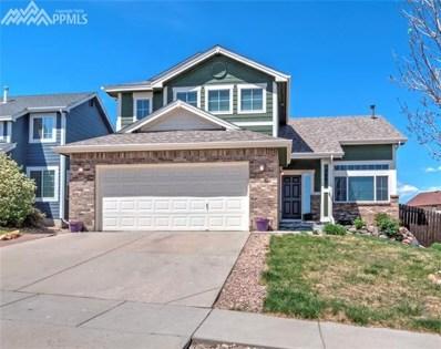 7661 Steward Lane, Colorado Springs, CO 80922 - MLS#: 1766284