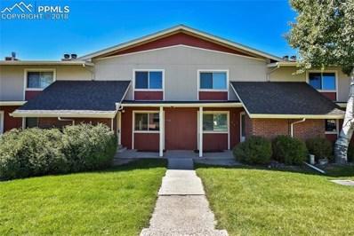 226 W Rockrimmon Boulevard UNIT D, Colorado Springs, CO 80919 - MLS#: 1774848