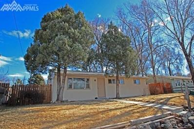 2729 Lark Drive, Colorado Springs, CO 80909 - MLS#: 1784213
