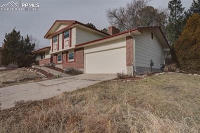 2724 Penacho Circle, Colorado Springs, CO 80917 - MLS#: 1784657