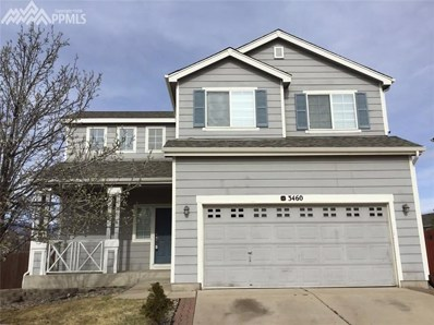 3460 Spotted Tail Drive, Colorado Springs, CO 80916 - MLS#: 1793737