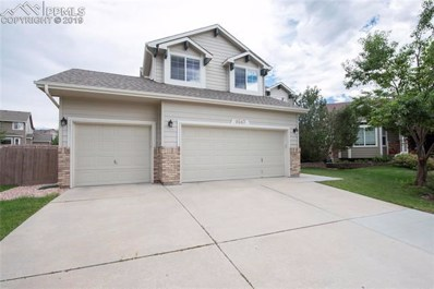 9547 Penstemon Court, Colorado Springs, CO 80920 - MLS#: 1808679