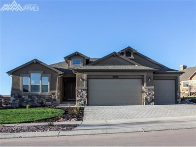 1589 Yellow Tail Drive, Colorado Springs, CO 80921 - MLS#: 1812322