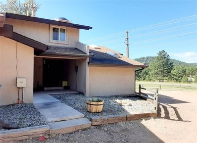 755 Apache Trail, Woodland Park, CO 80863 - #: 1827149