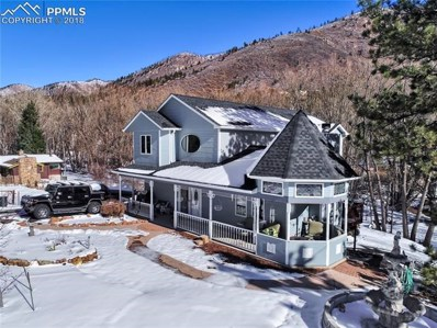 8302 Chipita Park Road, Cascade, CO 80809 - MLS#: 1832940
