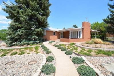 2502 Summit Drive, Colorado Springs, CO 80909 - MLS#: 1834079