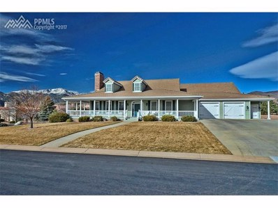 3910 Star Rise Point, Colorado Springs, CO 80904 - MLS#: 1836190