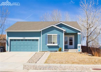 2138 Woodpark Drive, Colorado Springs, CO 80951 - MLS#: 1838394
