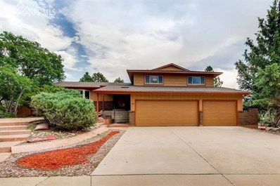 76 Raven Hills Court, Colorado Springs, CO 80919 - MLS#: 1840405