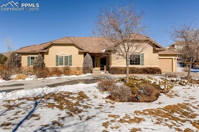 9741 Pinnacle Knoll Court, Colorado Springs, CO 80920 - MLS#: 1841132